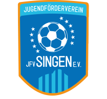 JFV Singen e.v – Wir lieben & fördern Jugendfussball Logo